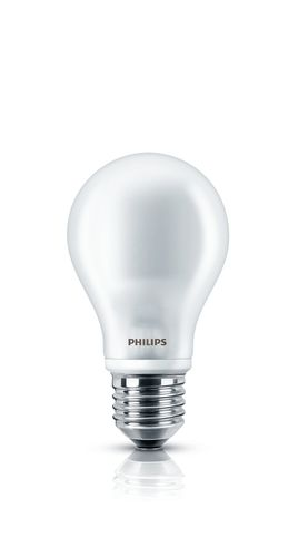 Philips Classic LEDbulb 7 Watt matt warmweiss E27