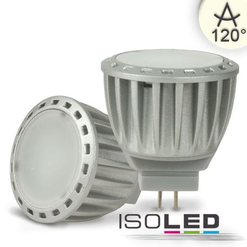 Isoled LED-Spot 4 Watt GU4 neutralweiss dimmbar
