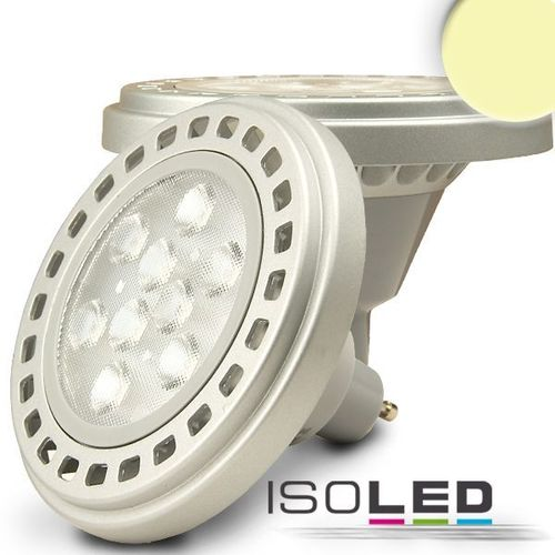 Isoled LED 10 Watt GU10 ES111 warmweiss