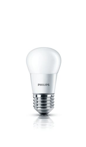 Philips CorePro Tropfen 4 Watt E27 matt warmweiss