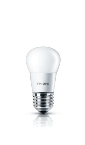 Philips LED CorePro Tropfen 5,5 W E27 matt warmweiss
